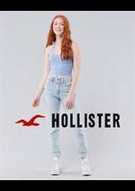 Prospectus Hollister : Collection T-shirts et débardeurs
