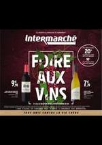 Prospectus Intermarché Express : Foire aux vins