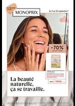 Prospectus  : La Beauty week