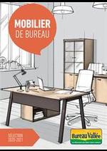 Prospectus Bureau Vallée : Mobilier de Bureau 2020/2021