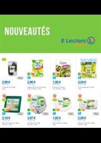 Prospectus E.Leclerc drive Villefranche-de-Rouergue : Nouveautés