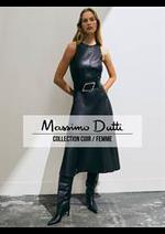 Promos et remises  : Collection Cuir / Femme