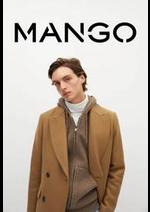 Catalogues et collections MANGO : Comfy Collection