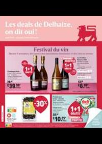 Promos et remises Supermarché Delhaize Brugge Koningin Astridlaan 97\/20 : Nouveau: Promotion de la semaine