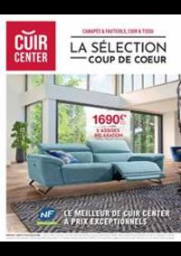 Prospectus Cuir Center Clermont Ferrand - Lempdes : La sélection coup de coeur
