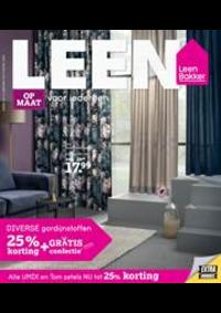 Prospectus Leen Bakker ZAVENTEM : Leen Folder Week