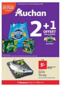 Prospectus Auchan Plaisir : Les indispensables de l'automne