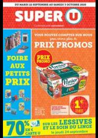 Prospectus Super U ECOUEN : Catalogue Super U