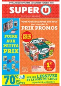 Prospectus Super U ECOUEN : Catalogue Super U