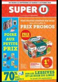 Prospectus Super U HERBLAY : Catalogue Super U