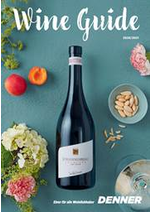 Guides et conseils  : Denner Wine Guide 20202021