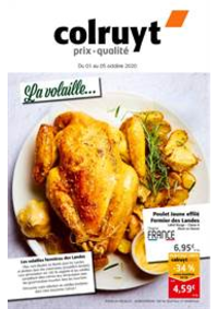 Prospectus Colruyt STALLE - UCCLE : Actions