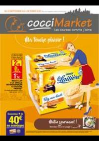 Prospectus CocciMarket TOUSSUS LE NOBLE : Catalogue Coccimarket