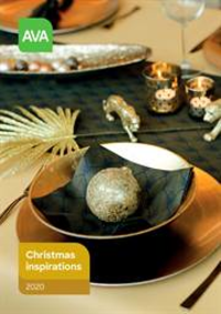 Catalogues et collections AVA Evere : AVA Tabletop
