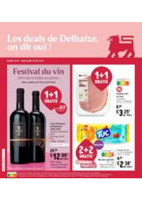 Promos et remises AD Delhaize Hoeilaart : Nouveau: Promotion de la semaine