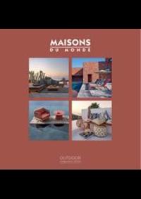 Prospectus Maisons du monde Augny : Outdoor Collection 2020
