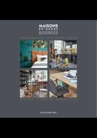 Prospectus Maisons du monde St Doulchard : Business Collection 2020