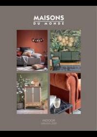 Prospectus Maisons du monde Illzach : Indoor Collection 2020