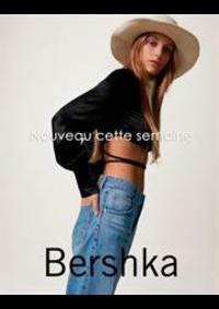 Catalogues et collections Bershka AUBERVILLERS : Nouveau cette semaine