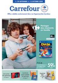 Prospectus Carrefour GOSSELIES : folder Carrefour
