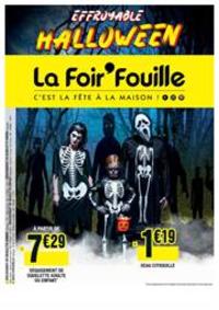 Prospectus La Foir'Fouille Gosselies City Nord : Catalogue
