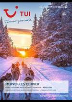 Promos et remises  : Merveilles d'Hiver Collection Hiver 2020/2021