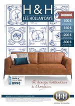 Prospectus H&H : Les hollan' days