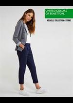 Catalogues et collections Benetton : Nouvelle Collection  Femme