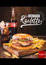 Menus  : Buffalo Grill Notre Carte