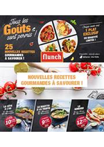 Menus Flunch : Offres Flunch