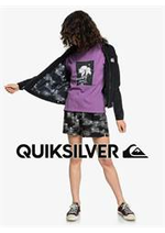 Prospectus Quiksilver : Collection T-Shirts / Femme