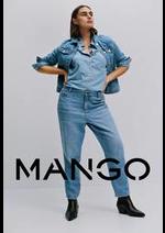 Promos et remises  : Denim Grandes Tailles 2020 | Violeta by Mango