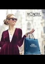 Catalogues et collections Montre Service : Nouveautés Tendance