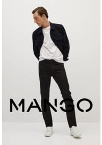 Catalogues et collections MANGO Bern : Denim für Herren 2020