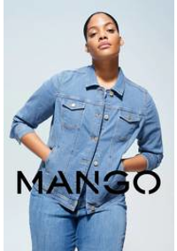 Catalogues et collections MANGO Bern : Denim Große größen 2020 | Violeta by Mango