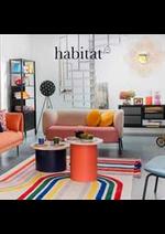 Catalogues et collections Habitat : Nouveautés
