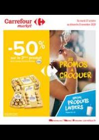 Promos et remises Carrefour Market MASSY : Les promos à croquer