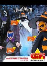 Promos et remises  : Catalogue Hallowen
