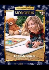 Prospectus Monoprix : Le guide jouets