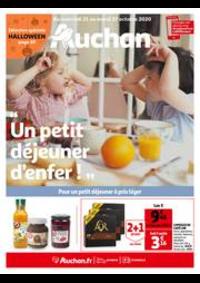 Prospectus Auchan SARCELLES Division Leclerc : Un petit déjeuner d'enfer