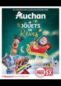Prospectus Auchan SARCELLES Division Leclerc : Des jouets de rêves