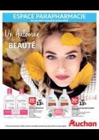Prospectus Auchan MAUREPAS : Un automne de toute beauté