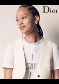 Prospectus Christian Dior Paris : Accessoires Femme
