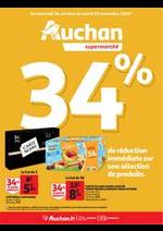 Promos et remises Auchan : Les bons plans qui font la différence
