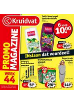 Promos et remises  : Kruidvat Folder