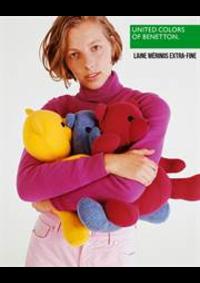 Prospectus United Colors of Benetton Bruxelles - Av Louise  : Laine Merinos Extra-Fine