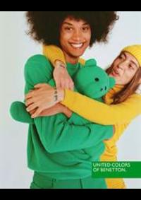 Catalogues et collections United Colors Of Benetton PARIS 51/53 BOULEVARD HAUSSMANN : Laine Merinos Extra-Fine  Homme