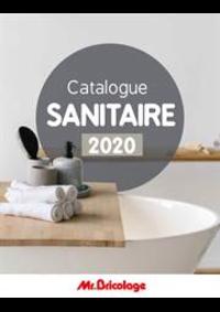 Prospectus Mr. Bricolage BRAINE L'ALLEUD Mont Saint Jean : Catalogue Sanitaire 2020