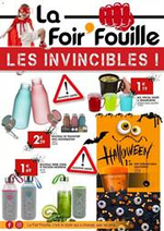 Bons Plans La Foir'Fouille : Les invincibles!