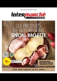 Prospectus Intermarché Super Dijon 11 boulevard de l'Université : SPÉCIAL RACLETTE